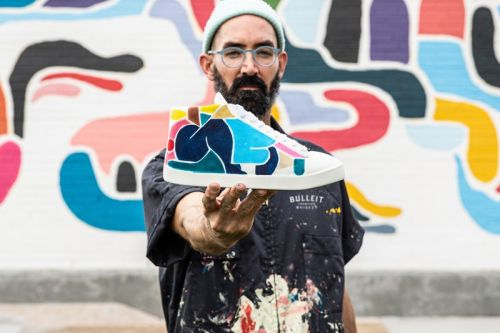 Bulleit Frontier Whiskey Debuts 3D-Printed Sneakers During Frontier Works Event in Dallas