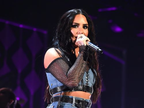 Pop singer Demi Lovato opens up about relapsing in a new song 'Sober'