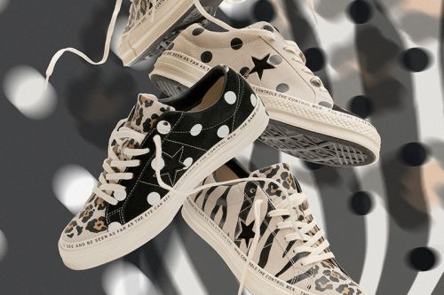 Brain Dead Reunites With Converse for a Print-Heavy One Star
