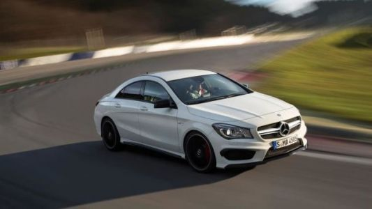 Reminder: You Can Buy a 355 HP Turbo-Four Mercedes AMG for the Price of a Civic