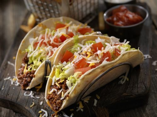 Everywhere you can get free tacos on National Taco Day
