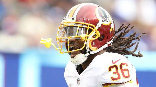 Redskins release safety D.J. Swearinger, report says