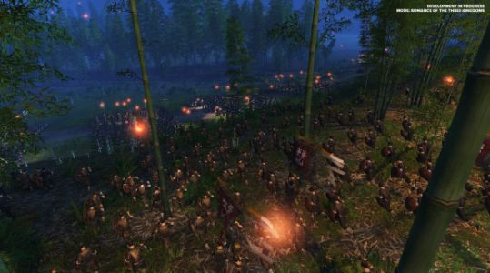 How Creative Assembly conceived the art for Total War: Three Kingdoms