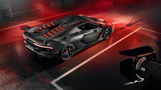 The Lamborghini SC18 Is Lambo's Newest One-Off and It's A Whole Lot