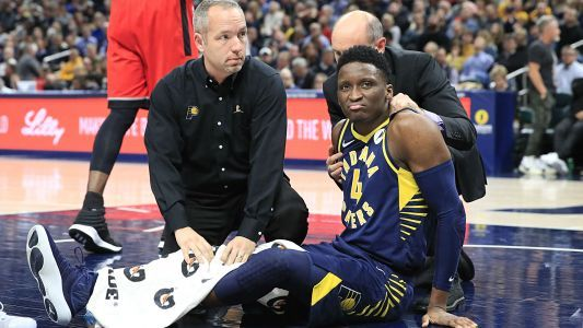 NBA players react on social media to Victor Oladipo's knee injury