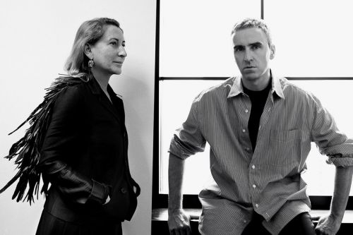 Prada Wants Your Questions for Miuccia Prada and Raf Simons