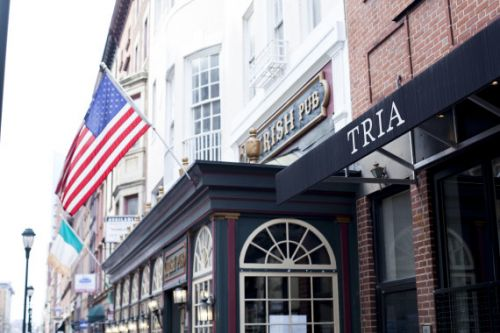 """Shift Drink: Celebrating National """"Drink Wine"""" Day at Tria"""
