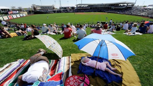 For Valentine's Day, here are 10 things I love about MLB spring training