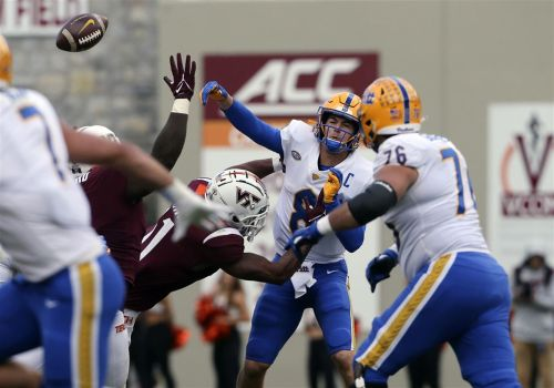 Pitt solidifies standing as division favorite with 28-7 win at Va. Tech