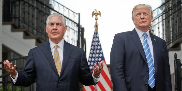 Friendless and useless, Rex Tillerson couldn't take the hint. But could his successor be even worse?