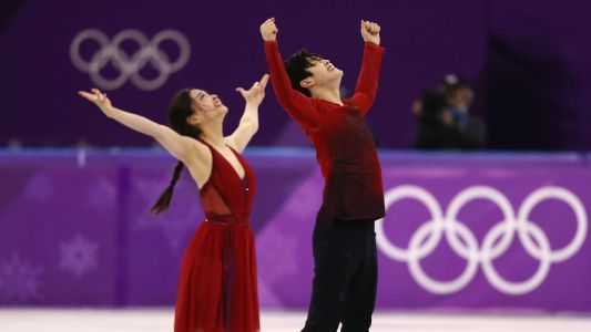 Winter Olympics 2018: Team USA's Shibutani siblings skate to bronze medal