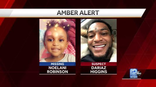 Girl at center of Wisconsin Amber Alert could be with man who has ties to Florida