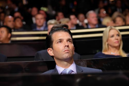 Donald Trump Jr. to talk with Senate committee behind closed doors Wednesday