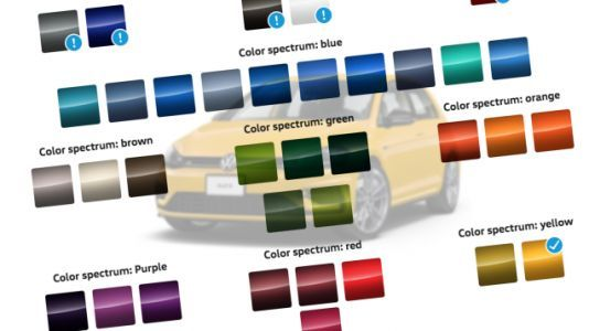 Volkswagen Is Doing Color Right For A Change