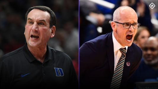 March Madness 2018: Hurley vs. Krzyzewski is a family affair, but sometimes families fight
