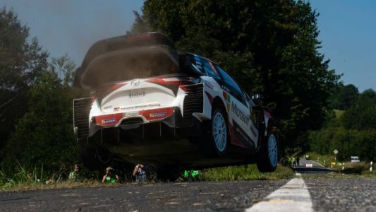 No One Could Touch This Toyota Yaris All Weekend Long In The WRC