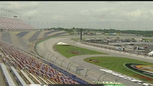 NASCAR brings first professional sports event to region since shutdown, but with changes