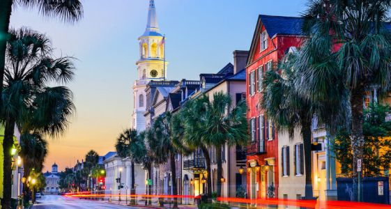 6 Reasons to Say WelcomeBacktoTravel in Charleston, South Carolina