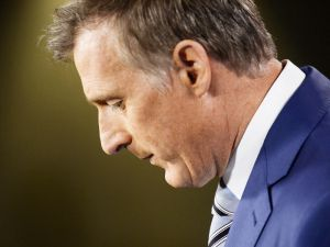 John Ivison: Bernier sees himself as leader of a new movement, but he'll most likely find obscurity
