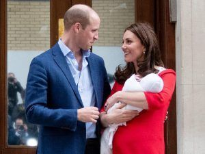 What Kate Middleton And Prince William Spoke About Outside The Lindo Wing