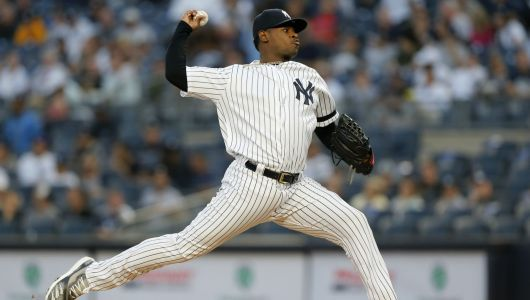 Luis Severino dazzles in return from injury to give Yankees dominant arm for playoffs