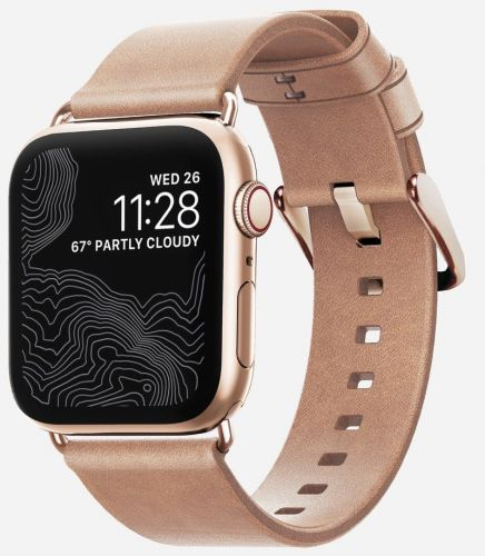 Find a band that goes with your Gold Apple Watch