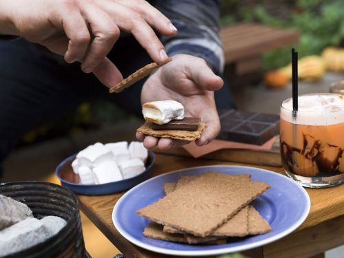 Why Are People Paying $20 for Grill-Your-Own S'mores?