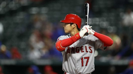 Shohei Ohtani news: Angels star to DH vs. lefty, make next mound start Sunday at K.C