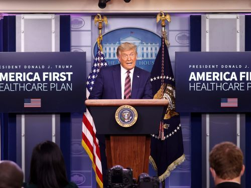 Donald Trump says 'I won, by the way' and lashes out at Pfizer claiming it delayed news of the COVID-19 vaccine until after the election
