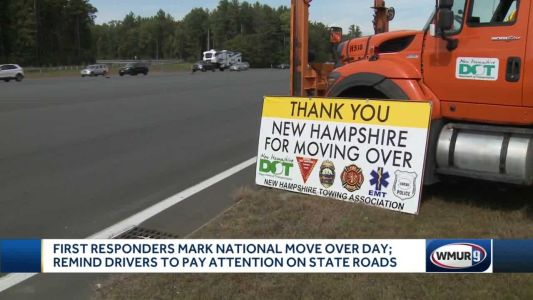 New Hampshire first responders mark National Move Over Day