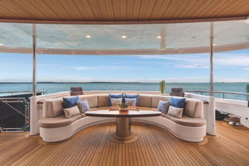 Experience the Sea Like Never Before Onboard Charter Yacht