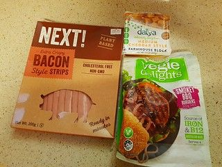Midweek Munchies: Next! Plant Based Bacon