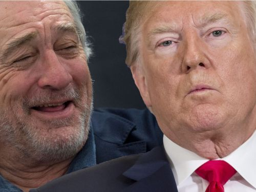 Donald Trump Is Not Welcome in Robert De Niro's Restaurants
