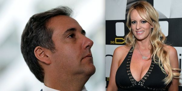 The Michael Cohen raids were reportedly centered on payments to 2 women who say they had affairs with Trump