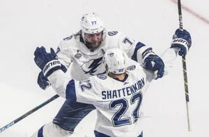 Tampa Bay's Victor Hedman wins Conn Smythe as playoff MVP