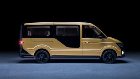 VW Unveils Another Electric Minibus For New Uber-Like Service