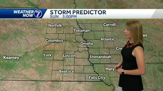 Fall-like temperatures today, warmer air returns Sunday