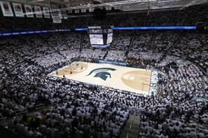 No. 6 Michigan St expects Ward to play in Big Ten Tournament