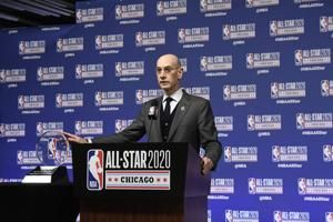 In staff memo, NBA's Adam Silver addresses racial tensions