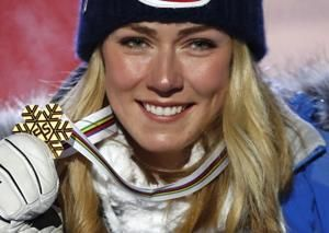 Shiffrin goes 'off the grid' to recuperate after super-G win