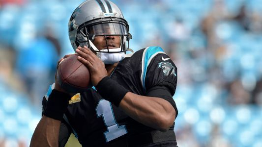 LOOK: Panthers QB Cam Newton honors Tree of Life victims with touching tribute