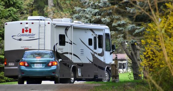 OUR MOTORHOME IS GONE AND A SQUIRREL UPDATE::