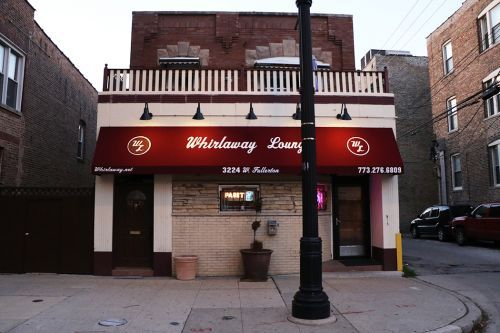 Chefs + Dives: Whirlaway Lounge, Chicago