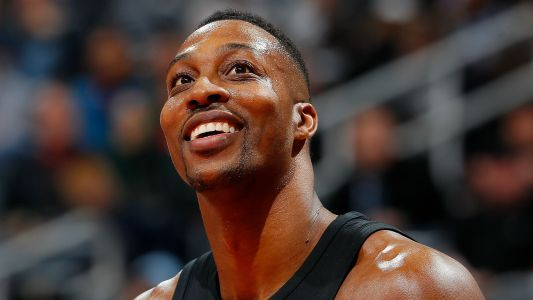 Dwight Howard wants to become his own version of Kevin Durant or Anthony Davis. or something