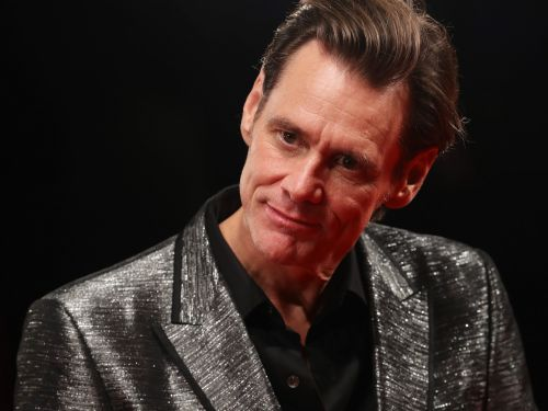 Jim Carrey slams Mark Zuckerberg in a new portrait: 'Who are you sharing your life with? regulatefacebook'