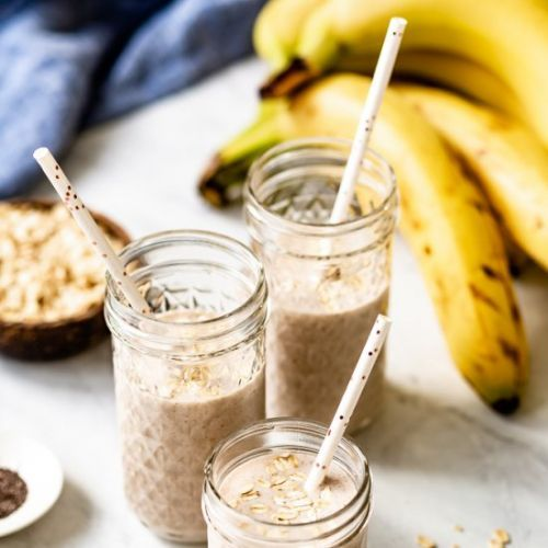 Vegan Banana Smoothie