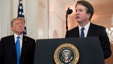 Kavanaugh Gives White House Another Pre-Midterm Mess With No Good Way Out