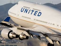 United Airlines resumes daily non sop flight service
