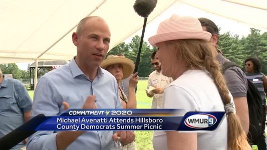 Possible 2020 contender Michael Avenatti visits NH