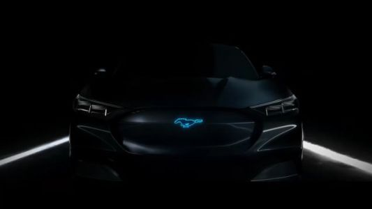 Here Is a Future Electric/Hybrid Ford Mustang of Some Sort
